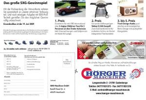 SXG Mailing Hörger kl-2